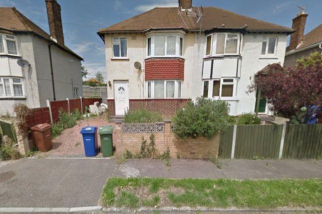 Thumbnail Property for sale in Joslin Road, Perfleet