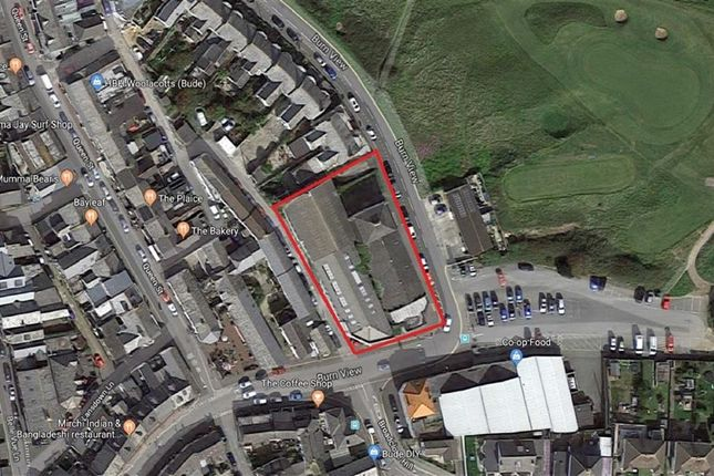 Thumbnail Land for sale in Burn View, Bude, Cornwall