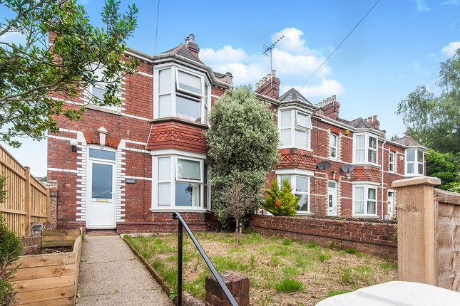 Thumbnail Terraced house to rent in Exwick Road, Exeter