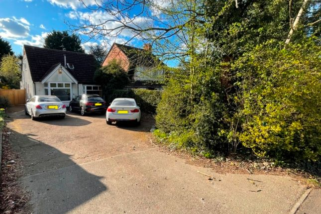 4 bed detached bungalow to rent in Station Road, Thurnby, Leicestershire LE7