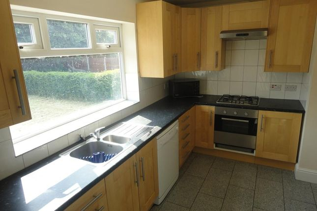 Kitchen of Fairholme Road, Withington, Manchester M20