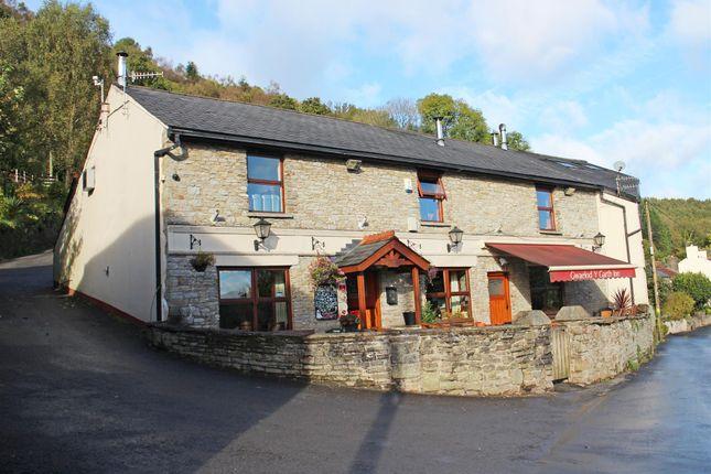 Thumbnail Pub/bar for sale in Main Road, Gwaelod-Y-Garth, Cardiff