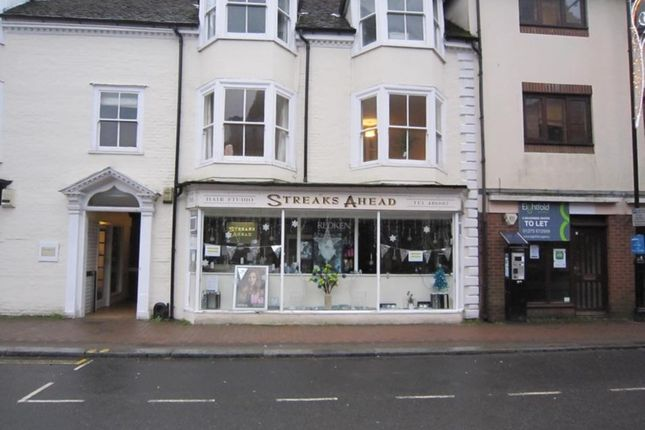 Thumbnail Retail premises for sale in 33B Cliffe High Street, Lewes, East Sussex
