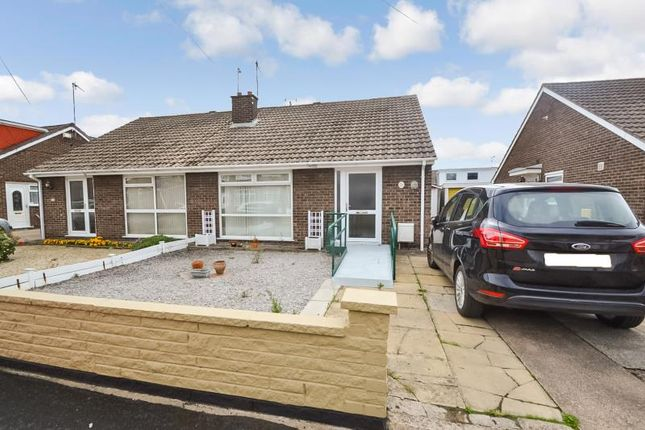 Thumbnail Bungalow to rent in Saxondale, Hull