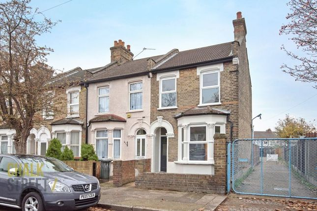 Thumbnail End terrace house for sale in Coronation Road, Plaistow