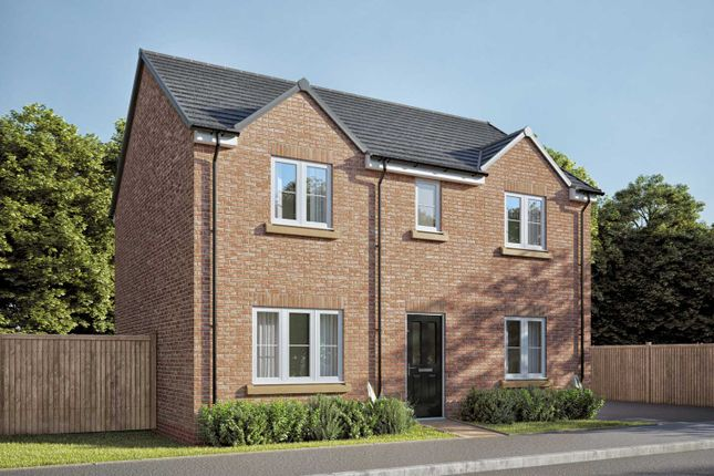 "Thumbnail Detached house for sale in ""The Leverton"" at Fenwick Road, Scartho Top, Grimsby"