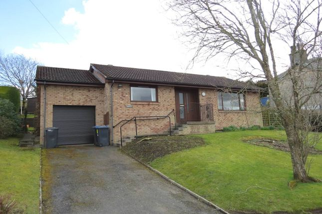 Thumbnail Detached bungalow for sale in Esheale, Braid Road, Hawick