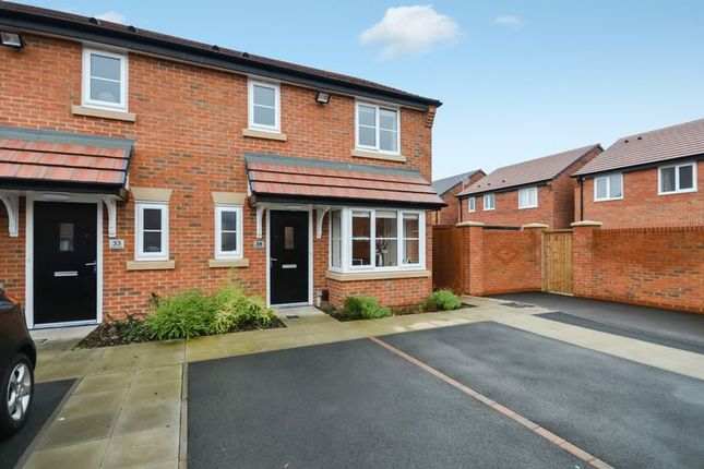 Thumbnail Semi-detached house for sale in 34 Ashford Close, Liverpool