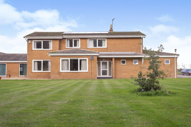 Thumbnail Detached house for sale in Highstock Lane, Gedney Hill, Spalding