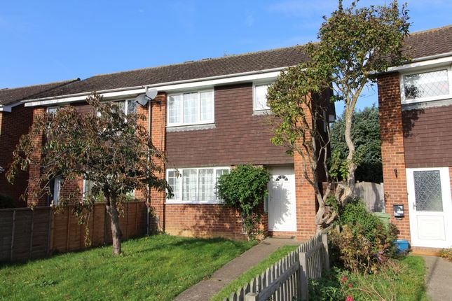 Thumbnail Semi-detached house to rent in Goldsmith Drive, Newport Pagnell