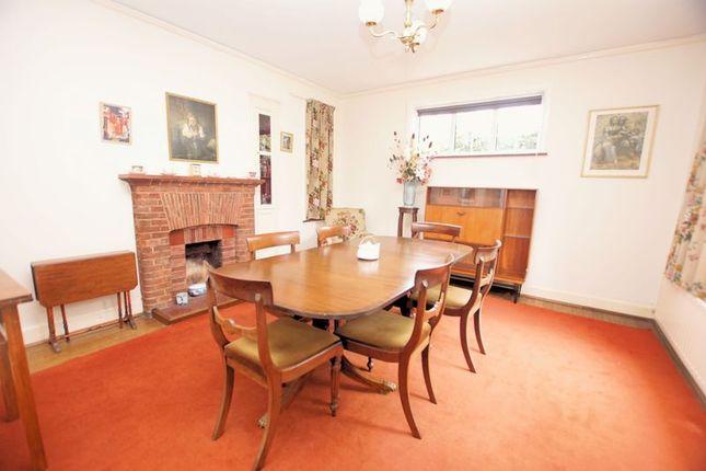 Dining Room of Beech Grove, Alverstoke PO12