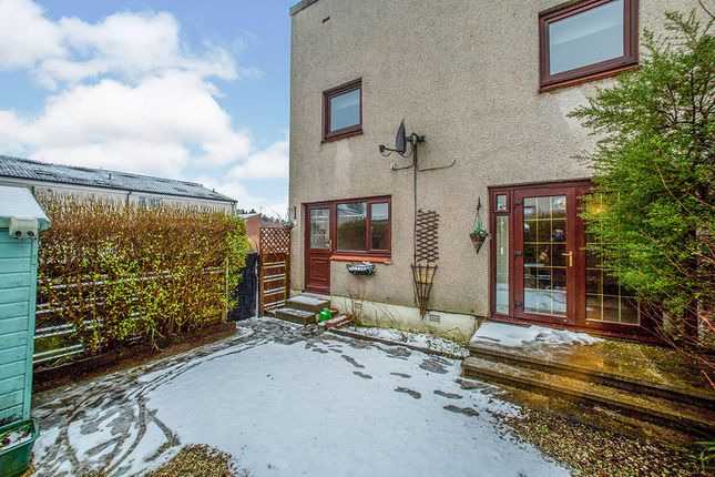 2 bed terraced house for sale in Gordon Way, Livingston, West Lothian EH54
