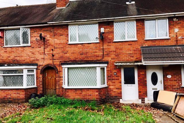 Thumbnail Semi-detached house to rent in Castleton Road, Great Barr, Birmingham