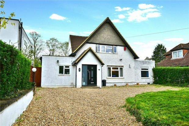 Thumbnail Detached house for sale in Richings Way, Iver, Buckinghamshire