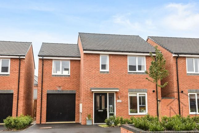 Thumbnail Detached house for sale in Paton Way, Darlington