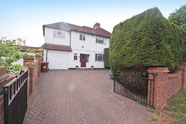 Thumbnail Semi-detached house for sale in Pinner Hill Road, Pinner, Middlesex