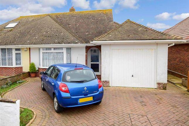 Thumbnail Semi-detached bungalow for sale in Capel Avenue, Peacehaven, East Sussex
