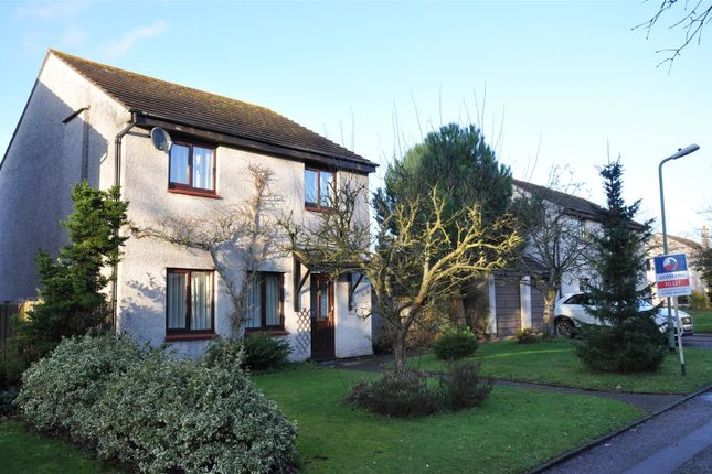 Thumbnail Detached house to rent in Hellings Gardens, Broadclyst, Exeter