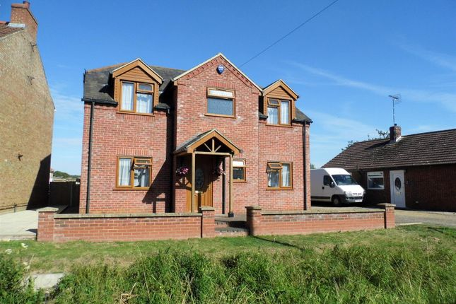 Thumbnail Detached house for sale in Wootton Road, South Wootton, King's Lynn