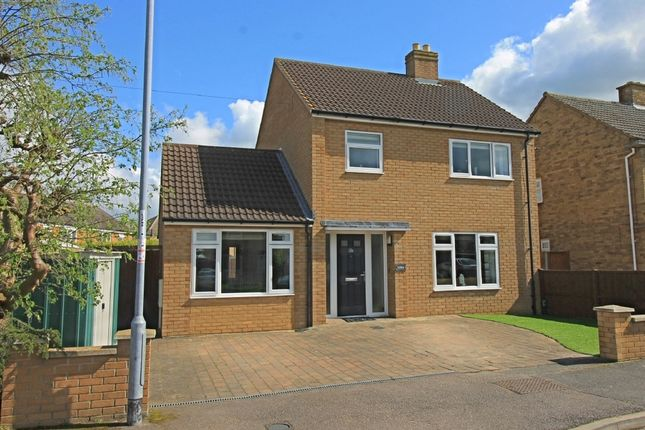 Thumbnail Detached house for sale in White Hart Lane, Godmanchester