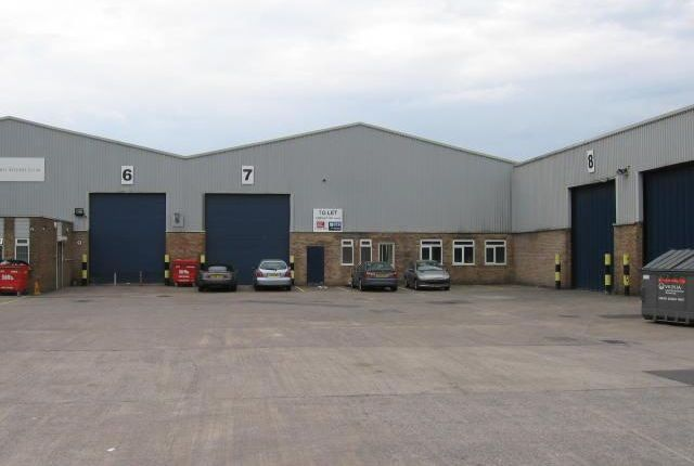 Industrial to let in Haslemere Industrial Estate, Third Way, Avonmouth, Bristol