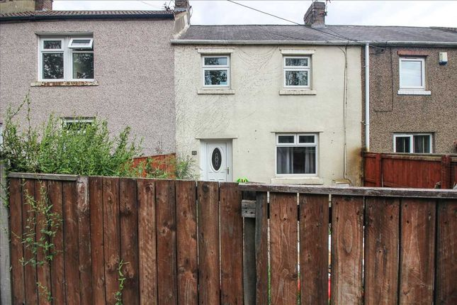 Thumbnail Terraced house to rent in Grieves Row, Dudley, Cramlington