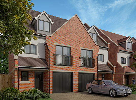 Thumbnail 4 bed semi-detached house for sale in 26 Albertine Grove, Bromley