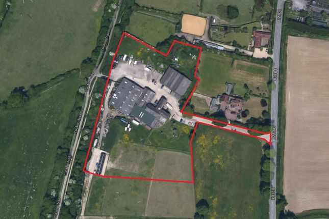 Thumbnail Land for sale in Mulbrooks, Hailsham