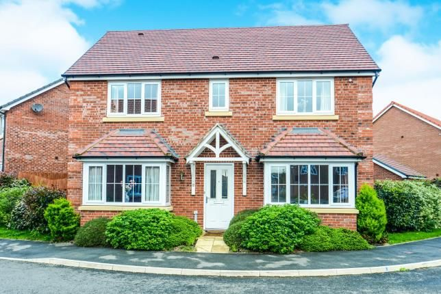 Thumbnail Detached house for sale in Clos Gracie, Rhyl, Denbighshire