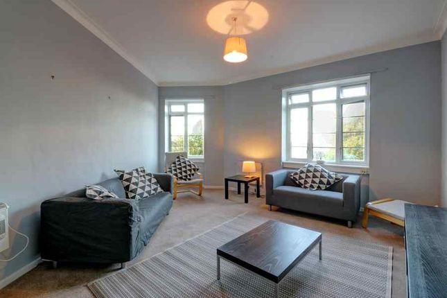 Living Room of Learmonth Court, Edinburgh EH4