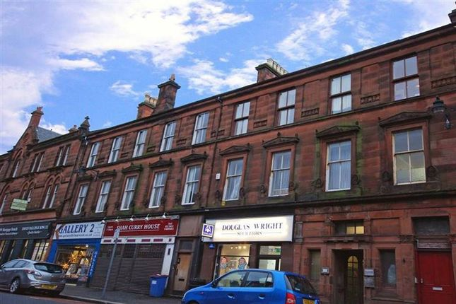 3 bed flat for sale in 76, John Finnie Street, Top Floor, Kilmarnock KA11Bs KA1