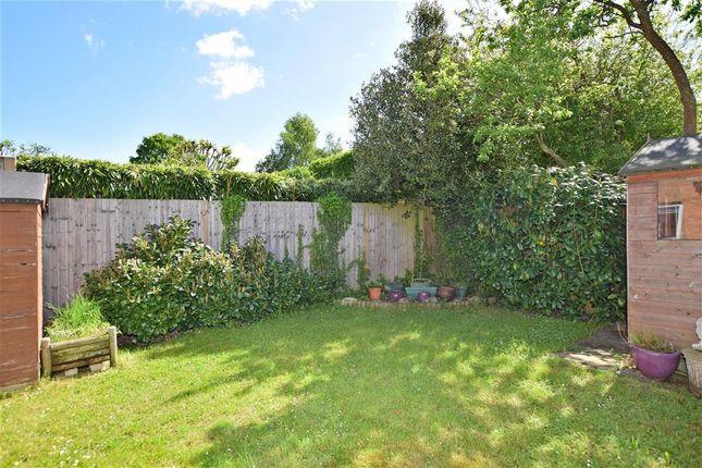 Rear Garden of Charrington Way, Broadbridge Heath, Horsham, West Sussex RH12