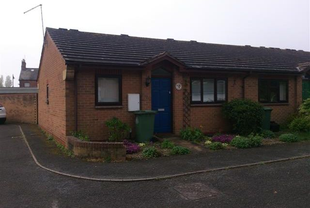 Thumbnail Bungalow to rent in Castle Court, Wem