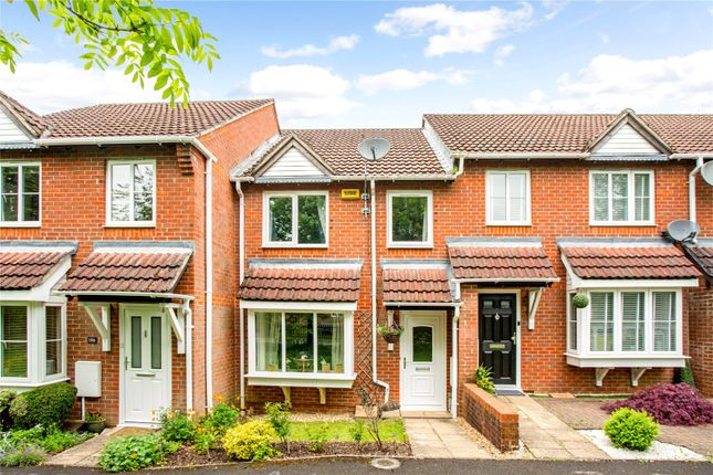 3 bed terraced house for sale in Hazel Road, Four Marks, Alton, Hampshire GU34