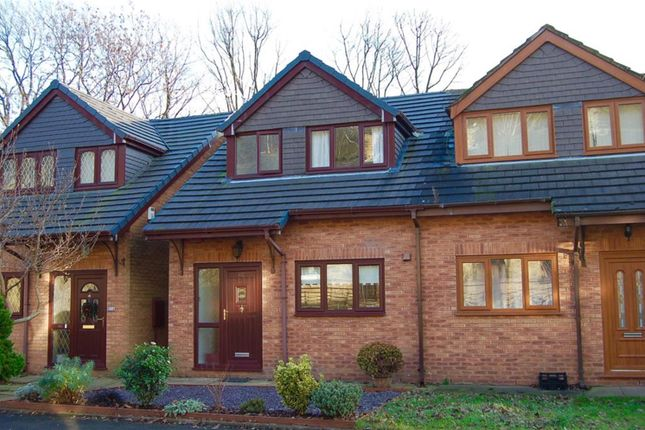 Thumbnail Semi-detached house for sale in Shaw Hall Bank Rd, Greenfield
