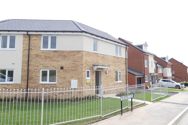 Thumbnail Semi-detached house to rent in Bluestone Close, Newton Aycliffe
