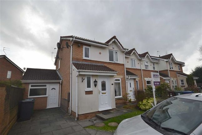 Thumbnail Property for sale in Brightwater Close, Manchester