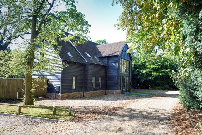 Thumbnail Detached house for sale in High Wych Road, Sawbridgeworth