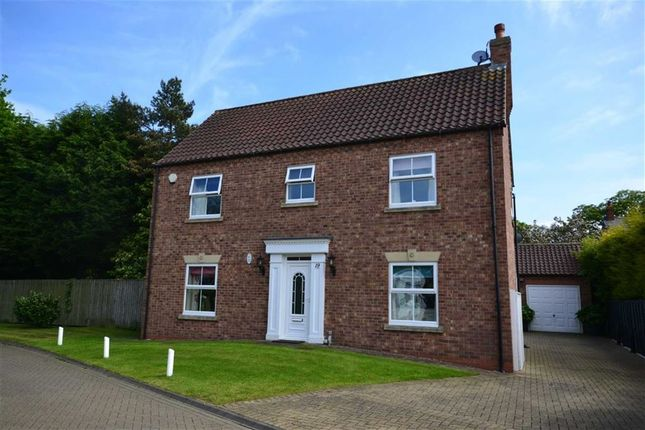 Thumbnail Detached house for sale in Northumberland Avenue, Hornsea, East Yorkshire