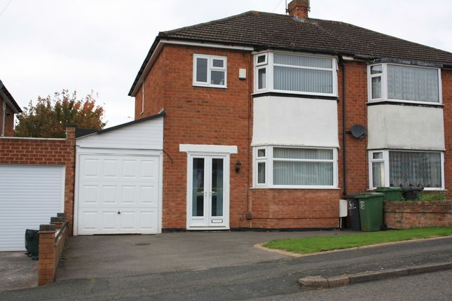 Thumbnail Semi-detached house to rent in Littlewoods, Crabbs Cross, Redditch
