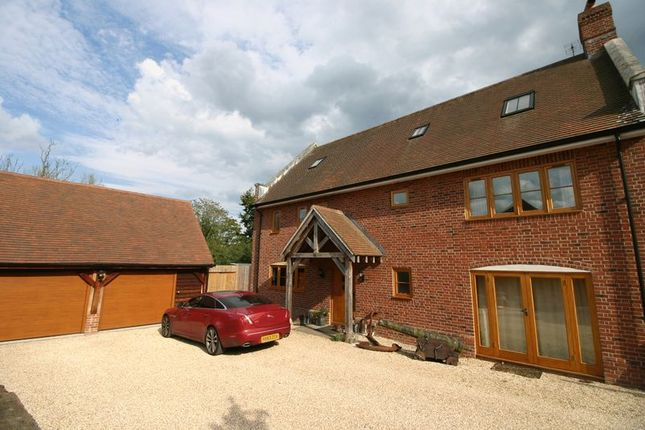 Thumbnail Detached house to rent in Stock Lane, Landford, Salisbury
