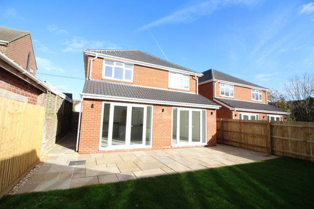 Thumbnail Detached house for sale in Fairview, Dillons Gardens, Lytchett Matravers, Poole
