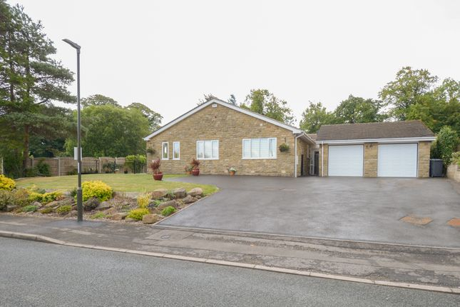 Thumbnail Detached bungalow for sale in Woodnook Close, Ashgate, Chesterfield