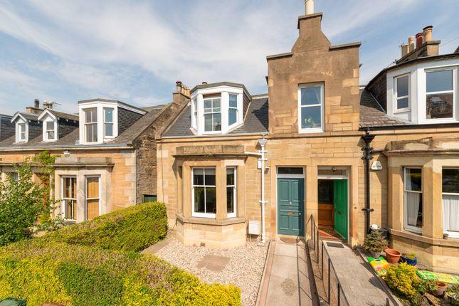Thumbnail End terrace house for sale in Restalrig Terrace, Edinburgh