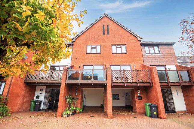 Thumbnail Terraced house for sale in Carne Place, Port Solent, Portsmouth, Hampshire