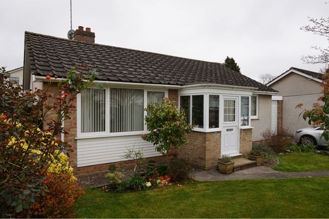 Thumbnail Bungalow for sale in The Grove, Winscombe
