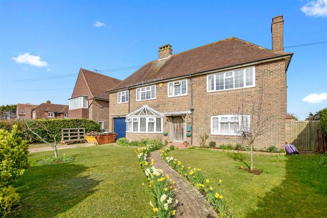 Thumbnail Detached house for sale in Pages Avenue, Bexhill-On-Sea