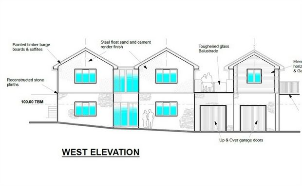 Thumbnail Detached house for sale in Gurney Slade, Radstock, Somerset