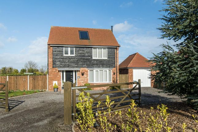 3 bed detached house for sale in Croft View, Dargate Road, Yorkletts, Whitstable CT5