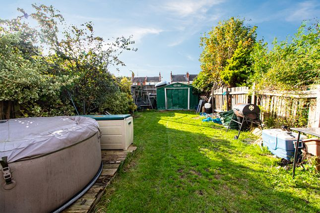 Garden of Oban Road, Southend-On-Sea SS2